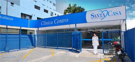 Santa Casa Saúde Clínica Centro